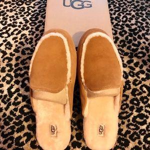 "UGG ""Lane"" Slip-On Loafer Slippers NWB"